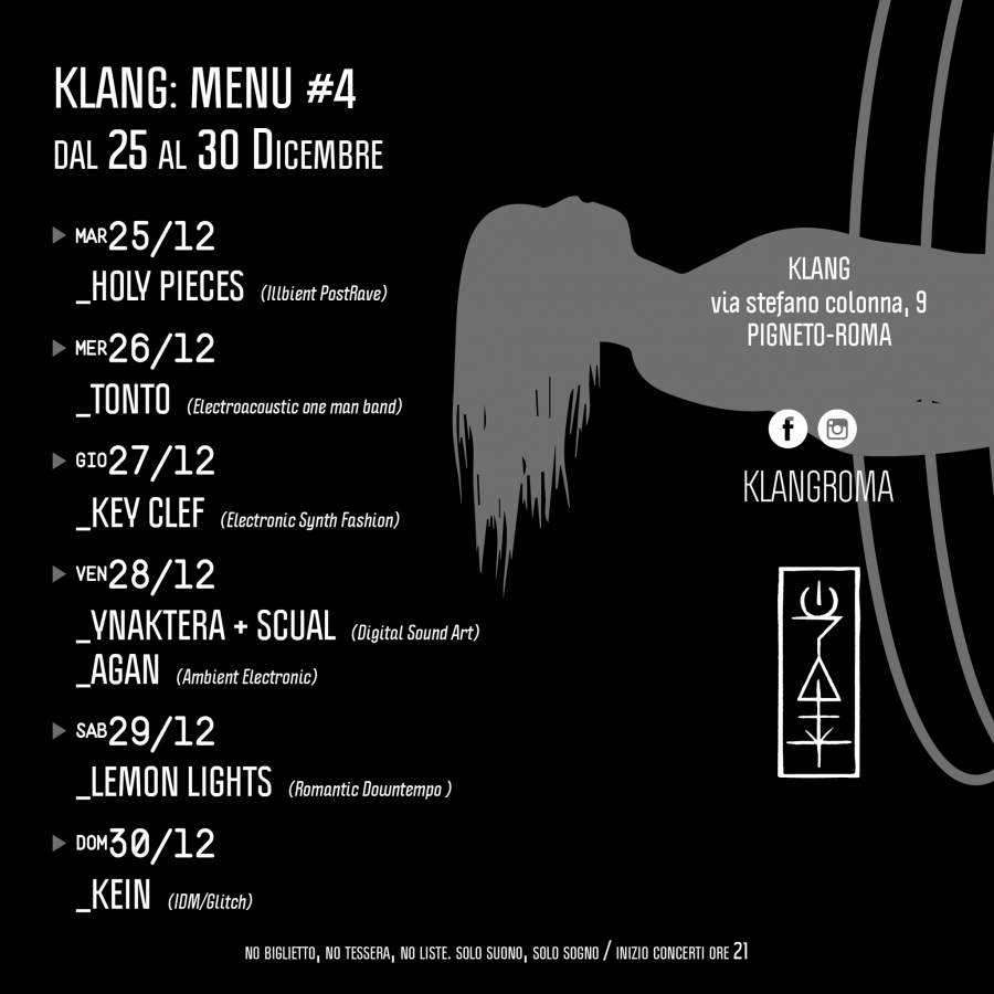 Ynaktera + Agan + Scual performing at Klang